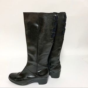 Clark's Malia Skylar Tall Boot, Size 11. Like new